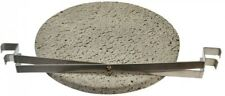 Vision Grills Stone Heat Deflector Dual Purpose BBQ Griller Cooking Lava Rock