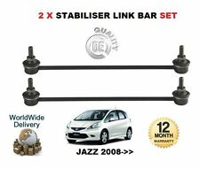 PARA Honda Jazz 1.2 1.3 Hybrid 1.4 2008- > 2x Estabilizador Delantero