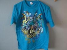 """NEW """"I REFUSE TO LOSE"""" GRAPHIC Shirt YOUTH SIZE L LARGE 68VW"""
