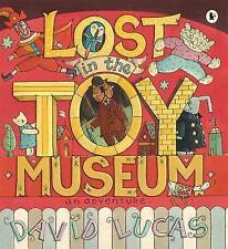 Lost in the Toy Museum: An Adventure-ExLibrary