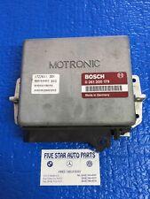 1989 BMW 535i Engine Brain Box