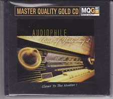 Audiophile Best Of Yesterday Vol.2 Master Quality Gold CD MQGCD MQG New Numbered