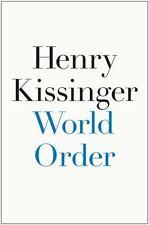 World Order by Henry Kissinger (2014, Hardcover) Hardback Book NEW