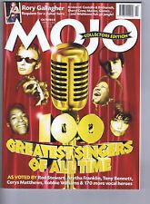 RORY GALLGHER / 100 GREATEST SINGERSMOJO 59 oct 1998