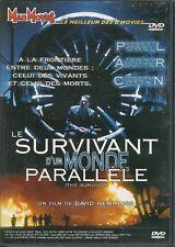 DVD ZONE 2--LE SURVIVANT D'UN MONDE PARALLELE--DAVID HEMMINGS