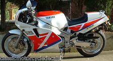 Yamaha FZR1000 Exup Decal Set 1990