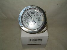 DAYTON  1EPF1  ANALOG PANEL MOUNT THERMOMETER  -40 to 120F   NEW IN BOX
