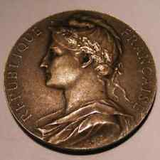 France Old Medal . 1912.