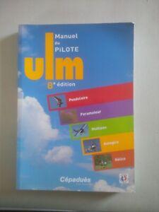 Livre occasion : Manuel du Pilote ULM