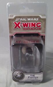 STAR WARS X-WING MINIATURES TIE-FIGHTER BRAND NEW & SEALED **CLEARANCE**