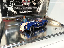 Slot Scalextric MRRC MC-0001 Shelby Cobra 427 S/C Racing Legends Collection