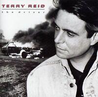 *NEW* CD Album Terry Reid - The Driver  (Mini LP Style Card Case)