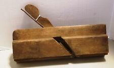 Vintage Wood Working Hand Molding Tool #4 J.C.DESCH. AUBURN TOOL CO AUBURN NY