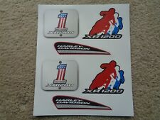 HARLEY-DAVIDSON XR1200 DECALS / STICKERS - NEW! ORIGINAL!