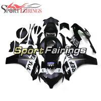 Fairing Kit Fit Honda CBR1000RR 2008 2009 2010 2011 Repsol Matte Cendre Black