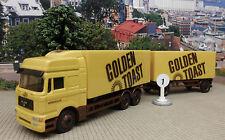 Spielejack WA 001 SCHUCO JUNIOR LINE 1:87: MAN-camion f2000. article Neuf dans neuf dans sa boîte