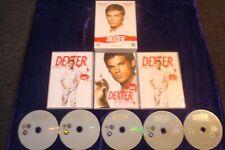 Dexter - Series 2 (DVD, 2009, 5-Disc Set, Box Set).SEASON TWO.UK DVD