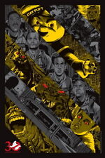 "034 Ghostbusters - Ghost Hunter Adventure Suspense Movie 24""x36"" Poster"