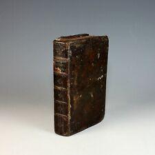 Original 1788 Francés Geografía Libro con 12 Grabado Placas de Maps