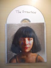 SIA feat KENDRICK LAMAR : THE GREATEST *FRENCH PROMO ACETATE* [ CD SINGLE ]