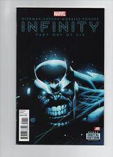 Infinity #1 - Thanos Cover - (Grade 9.2) 2013