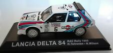 Marca D.A. Lancia DS4 Gr.B Rally GB Toivonen 1986 scala 1:43