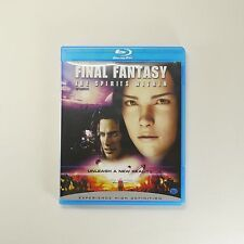 Final Fantasy : The Spirits Within Blu-ray [Korea Edition, Region Free, 1Disc]