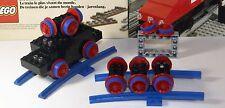Lego,119,127,183,181,133,180,122,Eisenbahn,Haftreifen, 30x blau 4,5V,Motor,Train