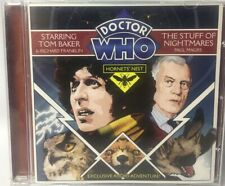 Doctor Who Hornet's Nest CD Audio Stuff of Nightmares Tom Baker Paul Magrs 4thDr