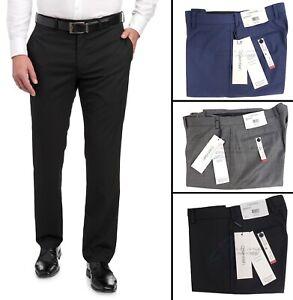 Calvin Klein Slim Fit Stretch Suit Separate Flat Front Dress Pants Jerome JMROPS