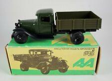 RARE Vtg. Russian GAZ-AA 1:43 Scale Model Truck MIB Russia USSR CCCP
