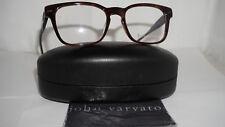 0fbfc7e8fb7 John Varvatos New Authentic RX Eyeglasses Brown V363 53 19 145