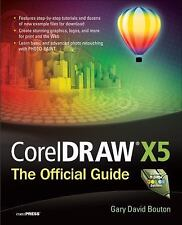 CorelDRAW X5 The Official Guide, Bouton, Gary David, Good Book