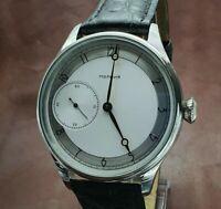 Luxury Watch Marriage 3602 Silver dial Dress Men's Wristwatch Vintage Style USSR