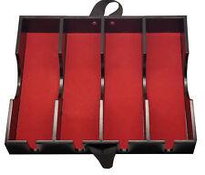 Vincent Barber's Counter Top 4-Tray Clipper Trimmer Storage  (AYVT10144-EVT)