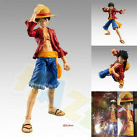 """Action One Piece Monkey D · Luffy 7"""" PVC Action Figure Model Toy In Box Present"""