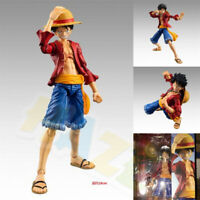"""Anime One Piece Monkey D · Luffy PVC Action Figure Model 18cm/7"""" In Box"""
