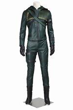 TV Green Arrow 3 Oliver Queen Costume Cosplay Battleframe Full Set Halloween Men
