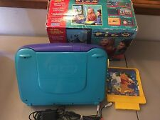 Sega Pico Complete in Box with A Year At Pooh Corner Game