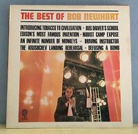 BOB NEWHART The Best Of UK VINYL LP EXCELLENT CONDITION Driving Instructor  A