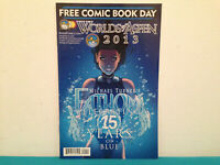 Aspen comics  World of aspen 2013 FREE COMIC BOOK DAY