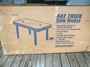 "Harvard Air Hockey Table 68"" Model G03901"
