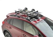 Genuine Subaru Roof Ski And Snowboard Carrier SOA567S010