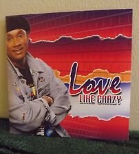 Melvin Williams -  Love Like Crazy CD ((Disc Only))