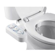 Dusch WC Aufsatz Bidet Taharet Toilette Taharat Intimdusche BisBro Comfort Warm