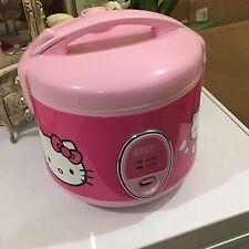 Hello Kitty Rice Cooker/Steamer U.S. Seller