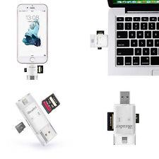 IReader schede di memoria Micro SDHC SD TF Lettore USB iPhone iPad 5 6 iPod