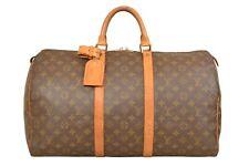 Louis Vuitton Monogram Keepall 50 Travel Bag M41426 - YG00778