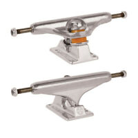"""Independent Skateboard Trucks Stage 11 Forged Hollow Silver 169 (9.12"""") Pair / 2"""
