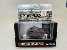 CORGI FIGHTING MACHINES-PZKW IV,16TH PANZA DIVISION(TANK)-CS90059-2002